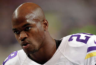 Adrian Peterson is accused of injuring his son with a switch in Texas.