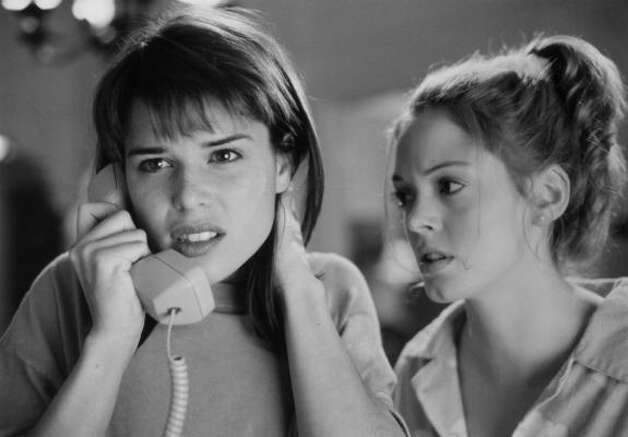 Scream (1996)   Scream 2 (1997)   Scream 3 (2000) Available on HBO July 1    Photo: David M. Moir, Dimension Films   C1996