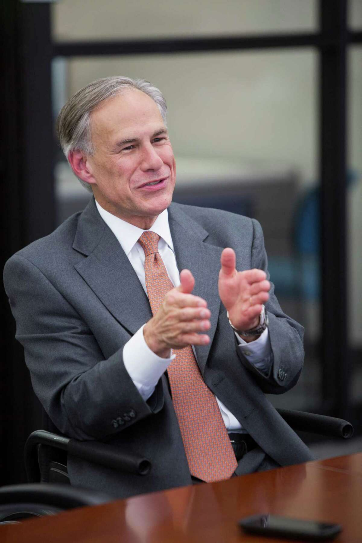Gubernatorial candidates Greg Abbott and Wendy Davis are split on issues like the Texas Dream Act.