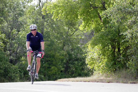 Dr. John Russell Hoverman of Texas Oncology is an avid biker. He says the benefits of biking far outweigh the risk of prostate cancer. However, he does say that it is prudent to take precautions.