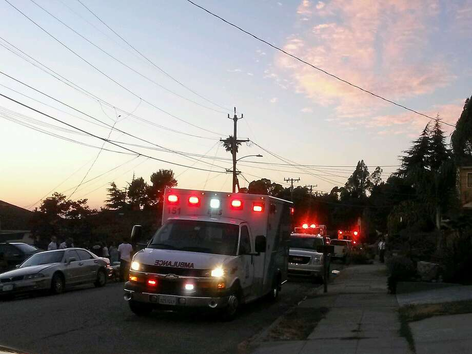 On Saturday, September 13, 2014, the Oakland police and fire departments responded to a report of a collapsed deck on the 7800 block of Outlook Ave. in Oakland.  There were 9 reported injuries, three of whom are in critical condition.