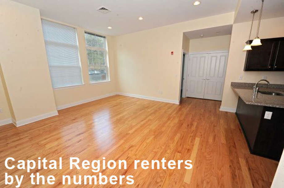 According to the Capital District Regional Planning Commission, a 5 percent vacancy rate or lower is a sign of a tight market. The vacancy rate in four counties of the Capital Region is right around that mark. Click through the slideshow to learn more, and view some rentals currently available. For more, visit our real estate section.
