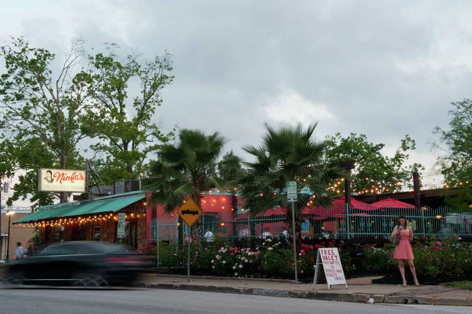 The original Ninfa's, 2704 Navigation Blvd., opened in 1973. (Chronicle file photo)