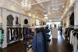 This is French Cuff's newly remodeled Bellaire store, which was its first location to open back in  July 2008.