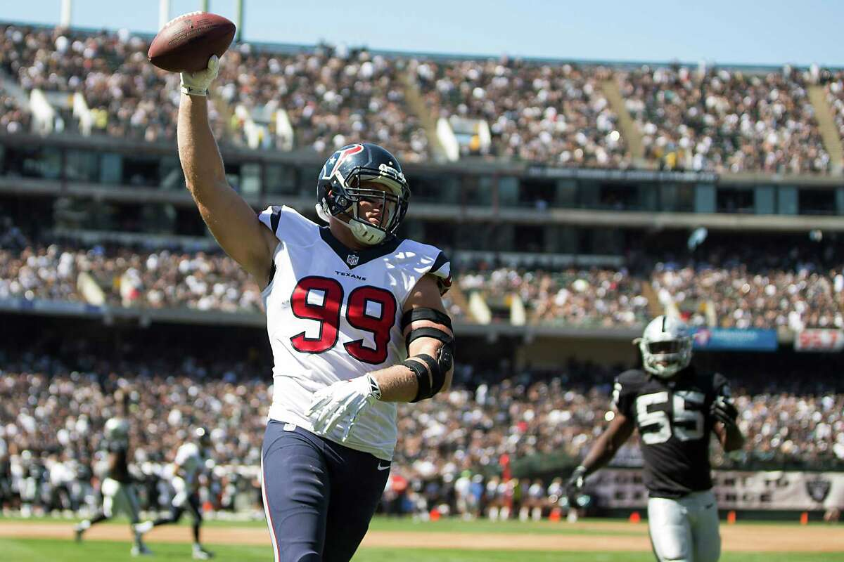 J.J. Watt and the Texans will be taking their game south of the border for a Nov. 21 game against the Raiders in Mexico City.Click through the gallery to relive the last NFL regular-season game in Mexico.