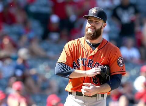 September 14: Astros 6, Angels 1  Dallas Keuchel flirted with a perfect game as the Astros salvaged a win in the season finale against the division-leading Los Angeles Angels.  Record: 66-83. Photo: Stephen Dunn, Getty Images