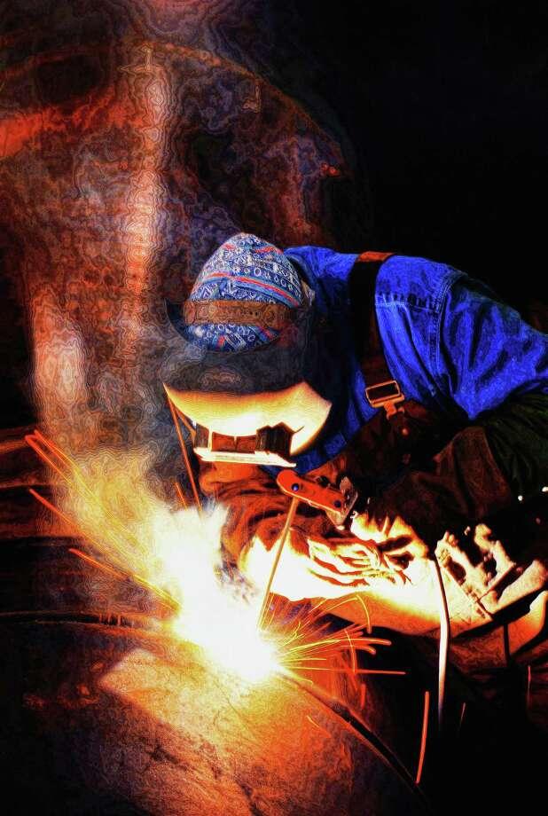 industry demand for welders sparks hiring houston chronicle