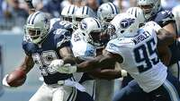 Motoring Murray paves way to Cowboys' first victory - Photo