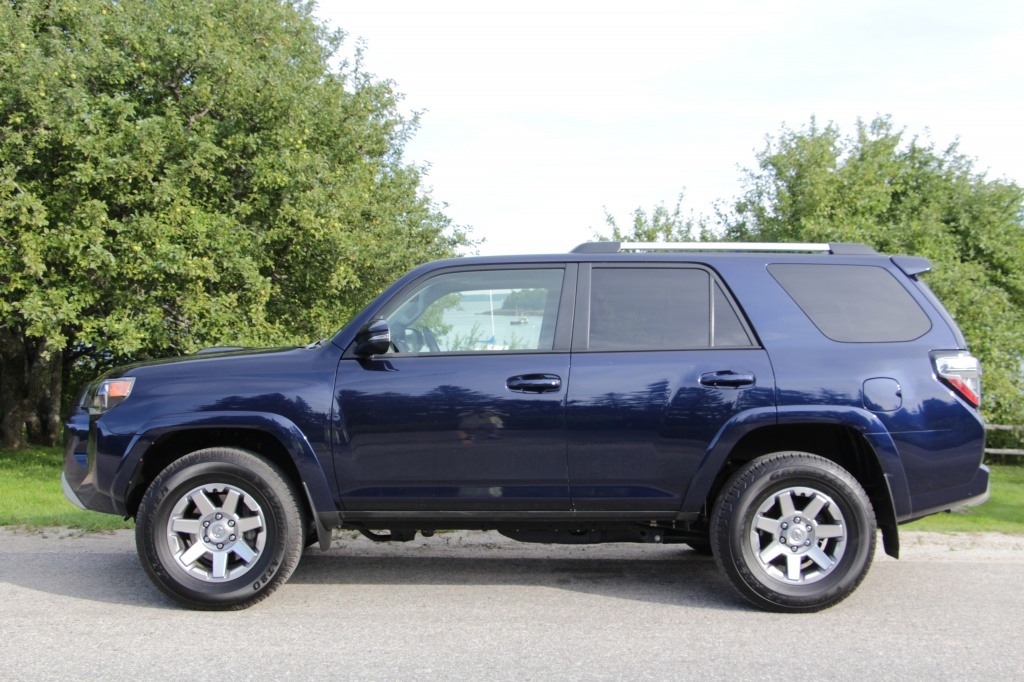 Toyota S 2014 4runner In Trail Premium Trim Costs 39 505