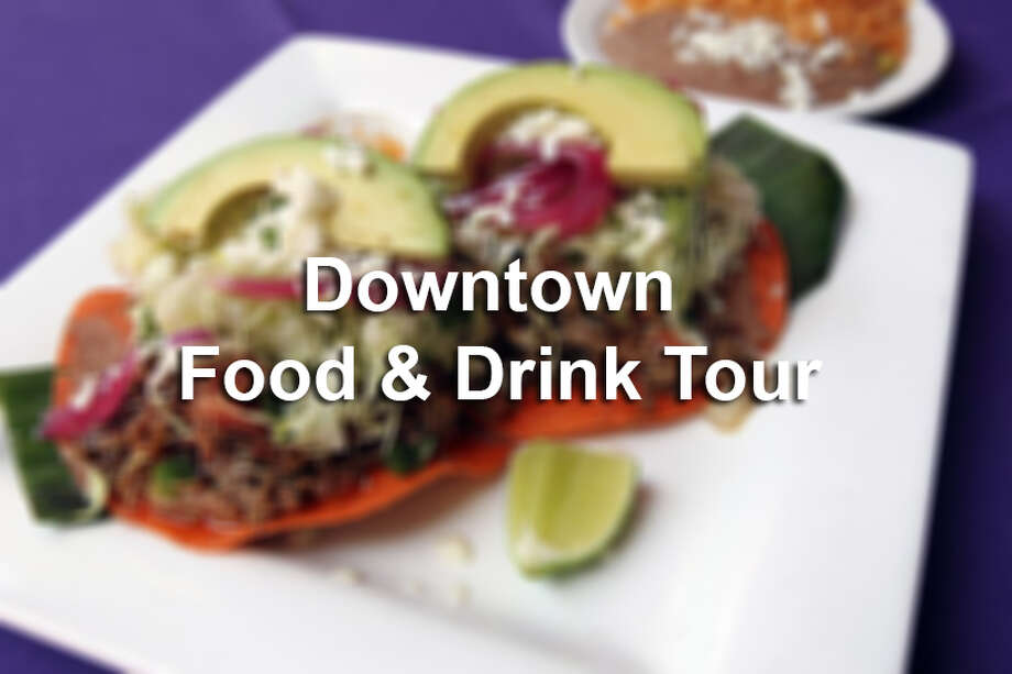 E-N Taste Team picks the top places to eat and drink in the heart of the Alamo City.