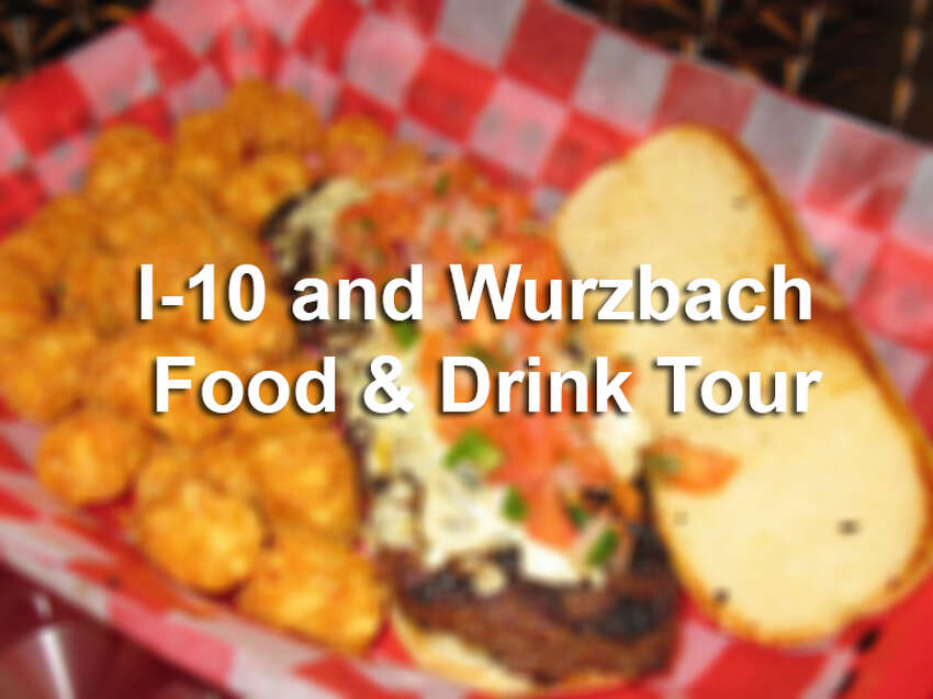 Whether you're in a rush or looking for a leisurely weekend meal, this area offers a variety of flavors for affordable prices.