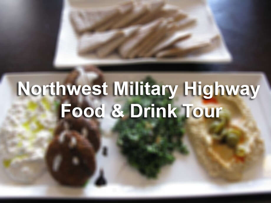 Whether you're looking for a place to take a date, grab a vegetarian or kosher meal or celebrate a special occasion, Northwest Military Highway has numerous options. So many, in fact, that we're limiting restaurants to the area between Loop 410 and Wurzbach Parkway; we'll focus on the area further north in the future. Photo: Express-News