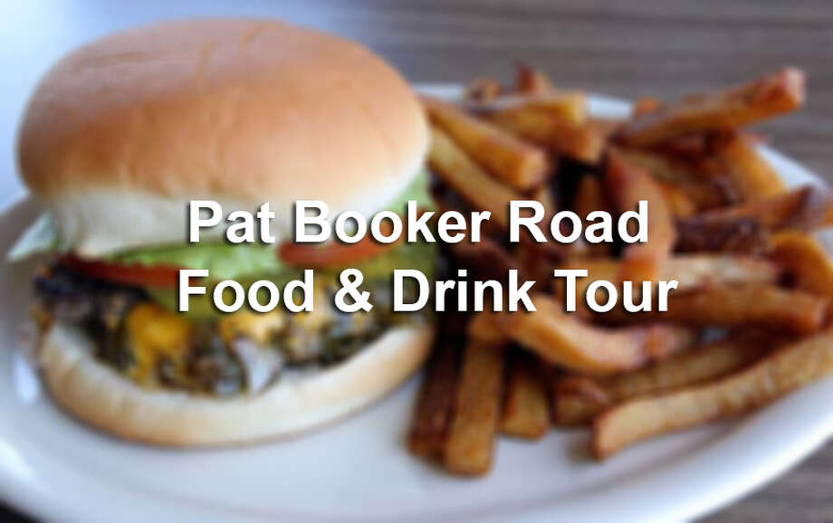 While many local food lovers may debate whether downtown or Southtown or Stone Oak has the best dining options, folks in Universal City and Live Oak just chuckle. Their three-mile stretch of Pat Booker Road is one of the best food corridors in the city. We're listing these restaurants heading east from Interstate 35 on Pat Booker Road. Put these places on your must-visit list. Photo: Express-News