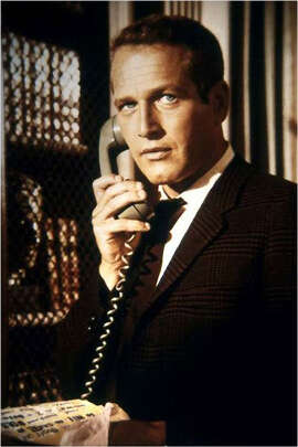 "Paul Newman in ""Torn Curtain"": Wiping out the memory of it seems extreme."