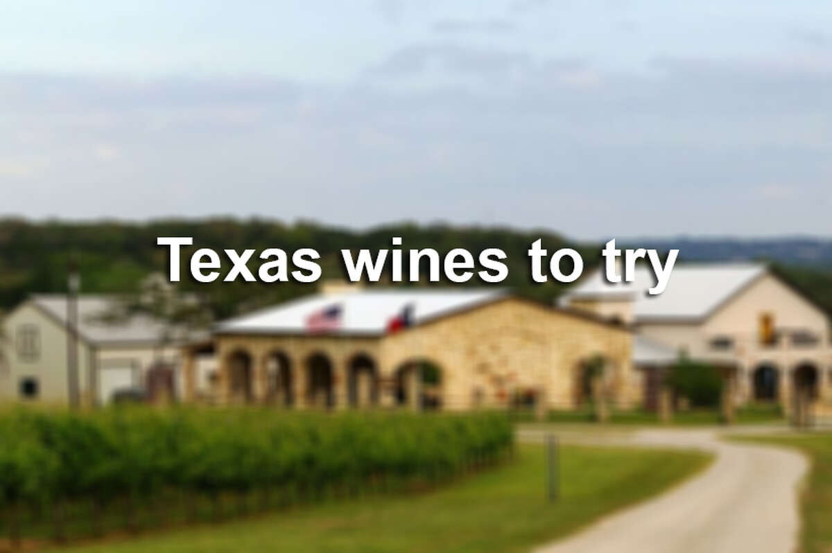 Visitors to the Texas Hill Country Wineries can sample wines while enjoying a lovely view overlooking the vineyards. Click through for a look at some of their top wines, all worth investigating.