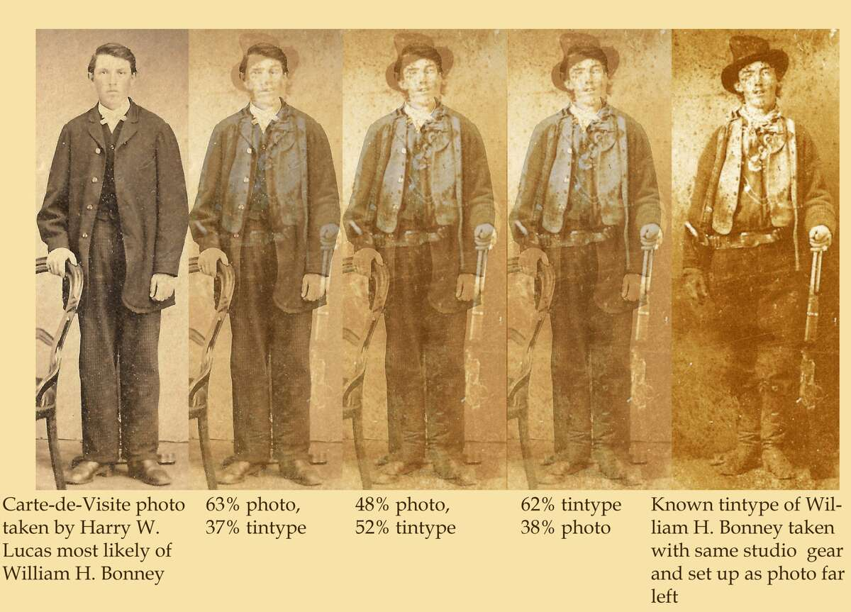 Houston forensic artist Lois Gibson says a new photograph owned by a New Mexico man is of Billy the Kid.