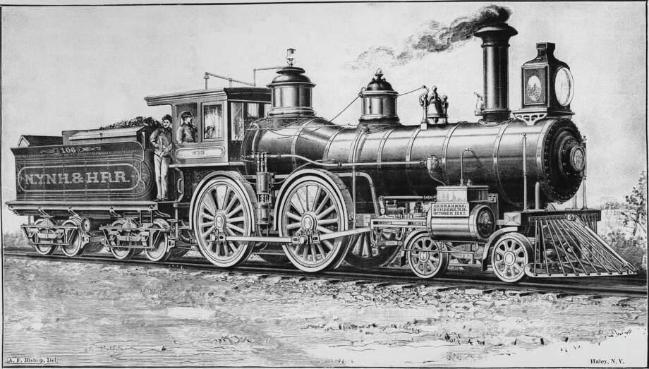 Train ride to NYC was faster 100 years ago - Connecticut Post