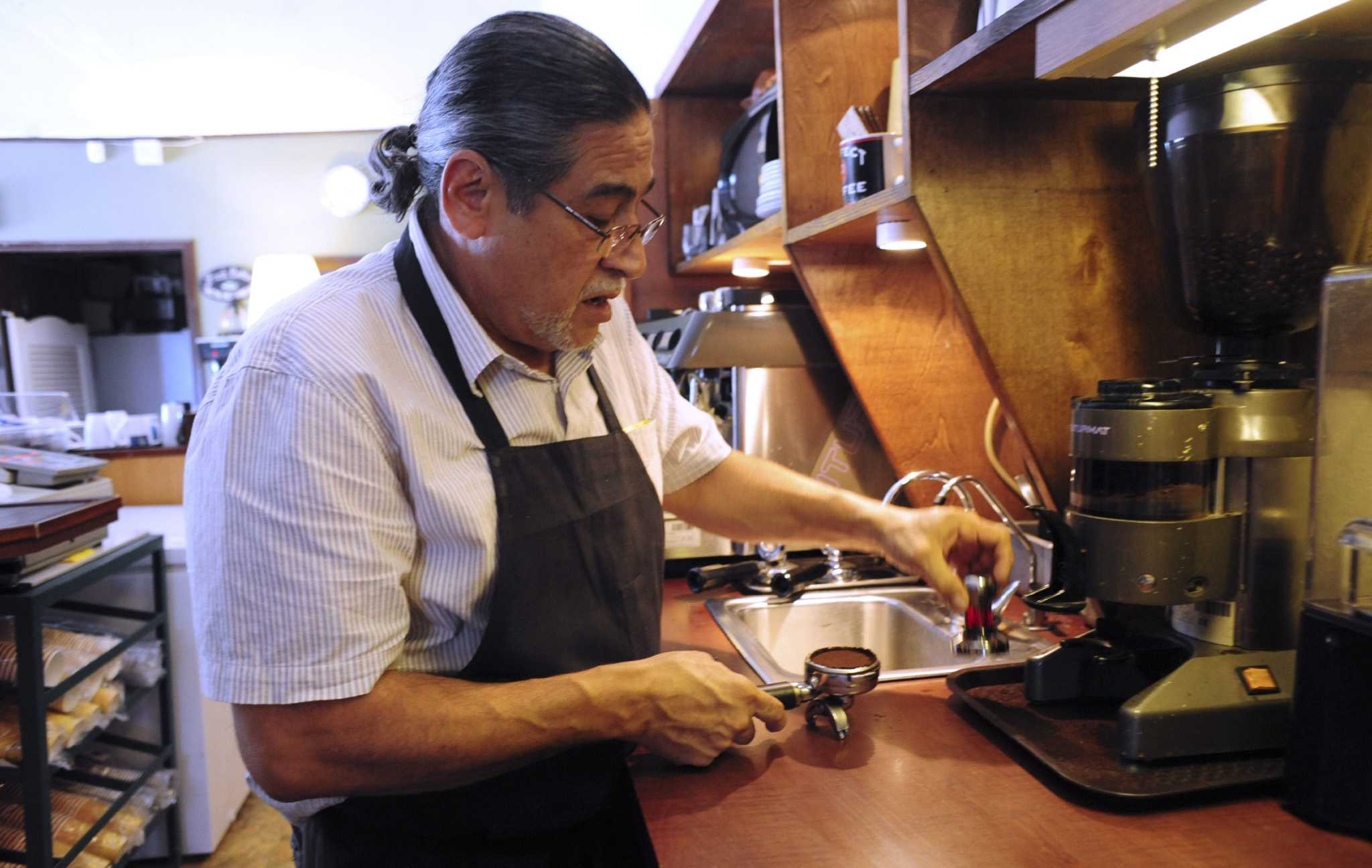 West side coffeehouse revives family legacy