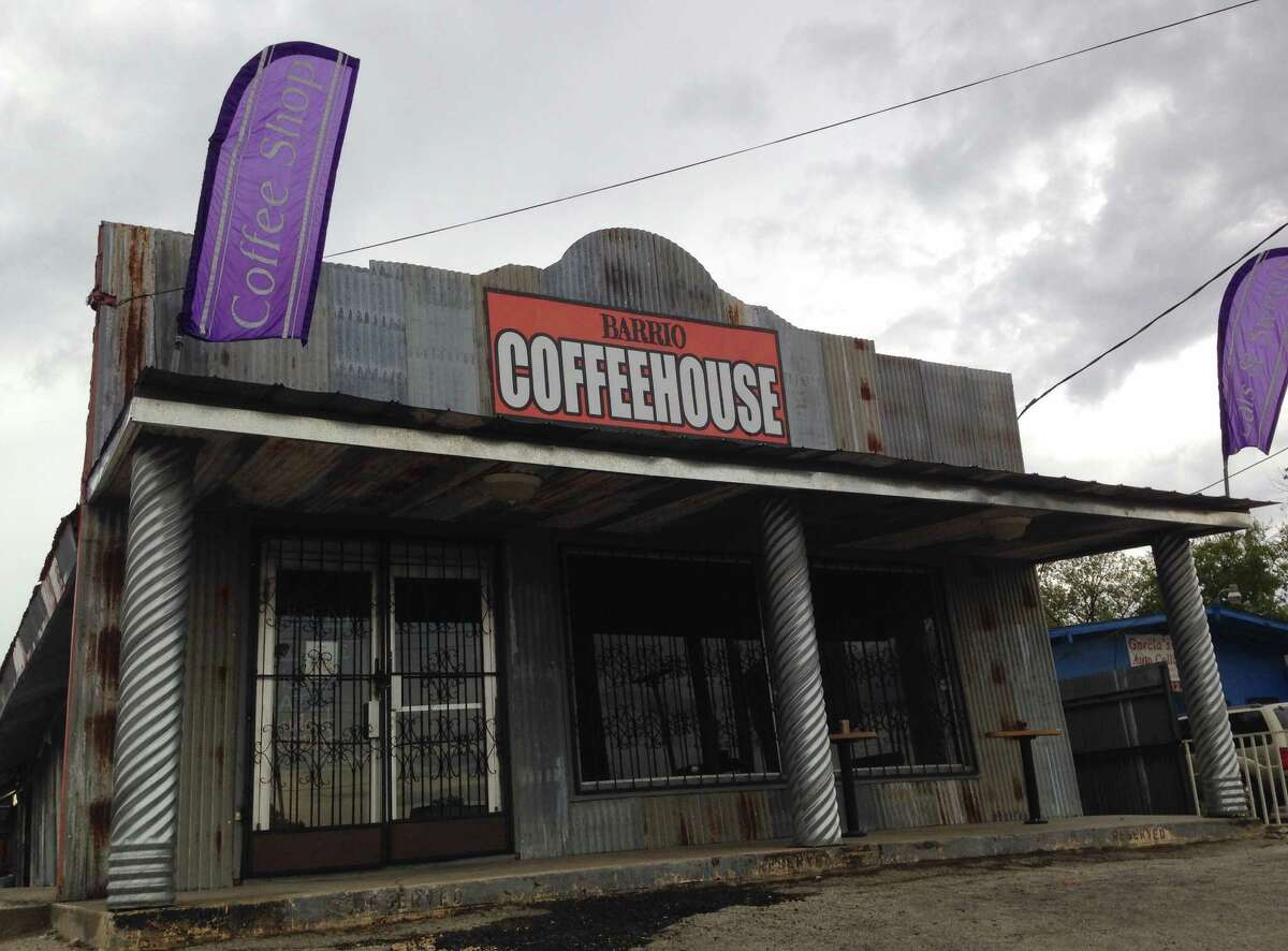 The coffeehouse is open from 7 a.m. to 3 p.m., Monday through Friday and until 6 p.m. on weekends.