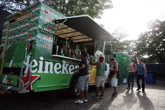 The Heineken House debut late last month was a draw at the North Coast Music Festival in Chicago's Union Park. Amsterdam-based Heineken has turned down a buyout offer from London-based SABMiller.