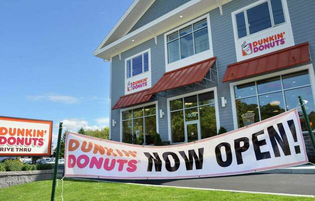 Dunkin' Donuts on Route 67 is open Friday Sept. 12, 2014, in Malta, NY.  (John Carl D'Annibale / Times Union) Photo: John Carl D'Annibale / 00028597A