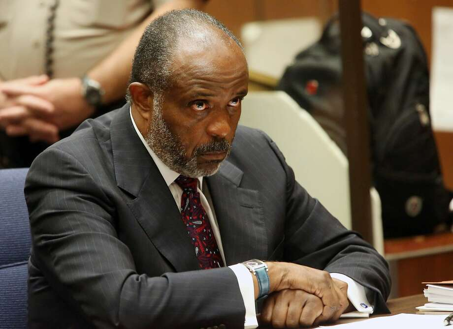 Sen. Rod Wright lied about his Los Angeles County residence. Photo: Nick Ut, Associated Press