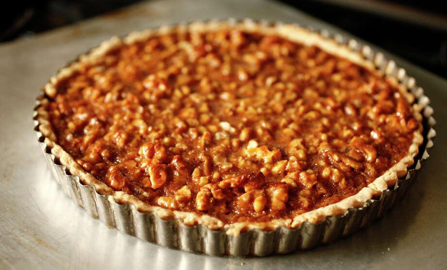 tart honey spice walnut tart honeyed walnut tart honey walnut tart ...
