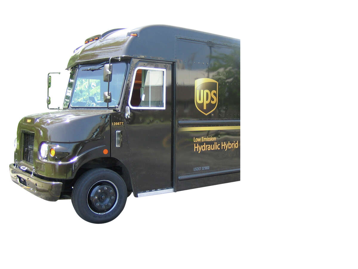 UPS' Conroe facility primarily serves customers in Montgomery County. The new addition on the building at 9641 Pozos Lane will be able to dispatch 40 percent more vehicles.