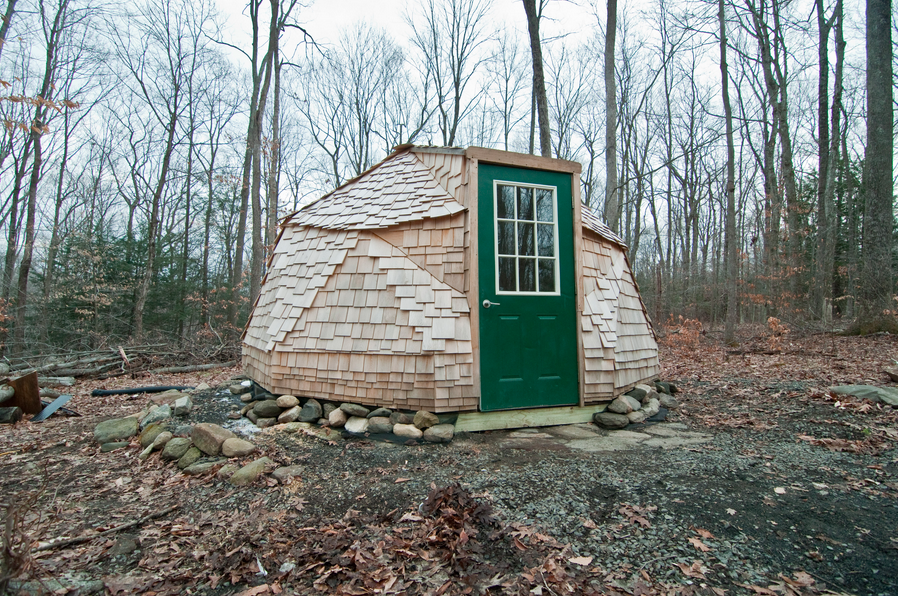 Geodesic Dome Is Connecticut S Best Tiny House