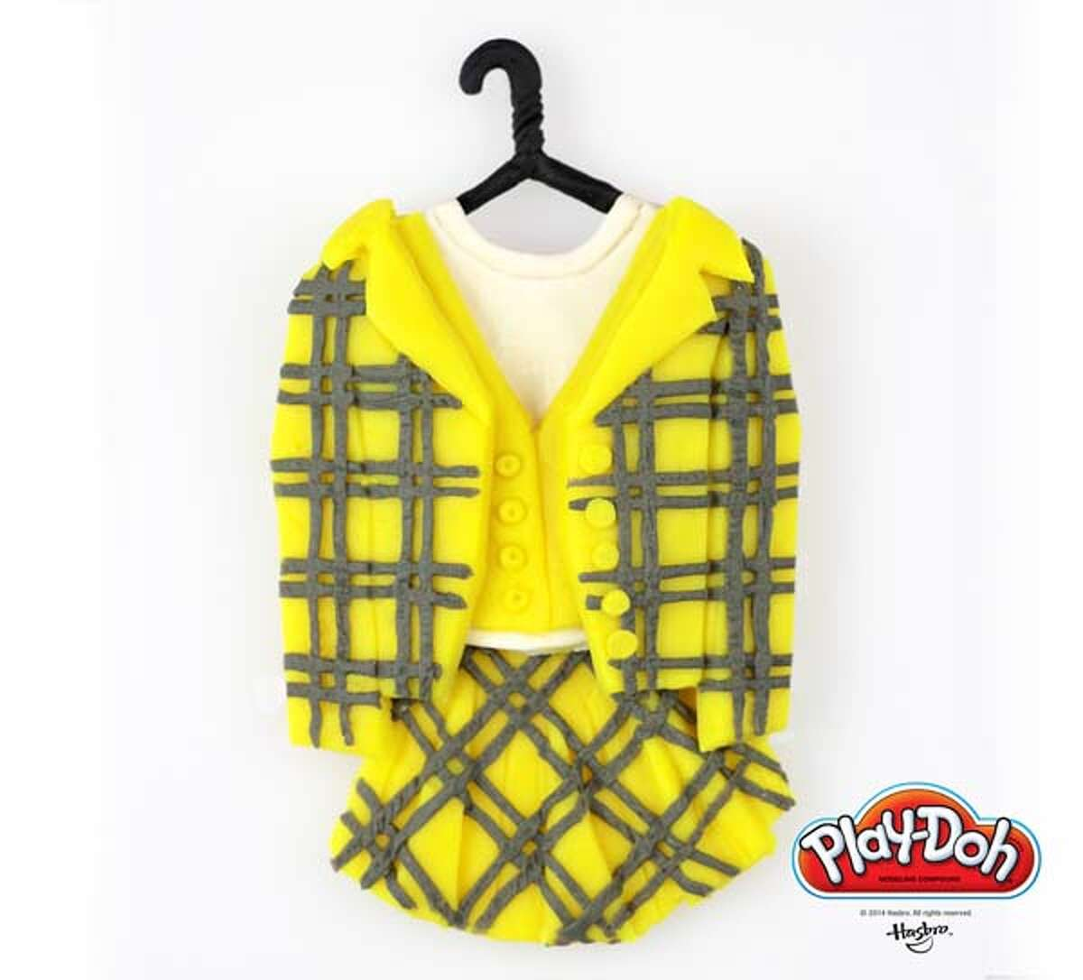 """Cher's plaid outfit from """"Clueless."""""""