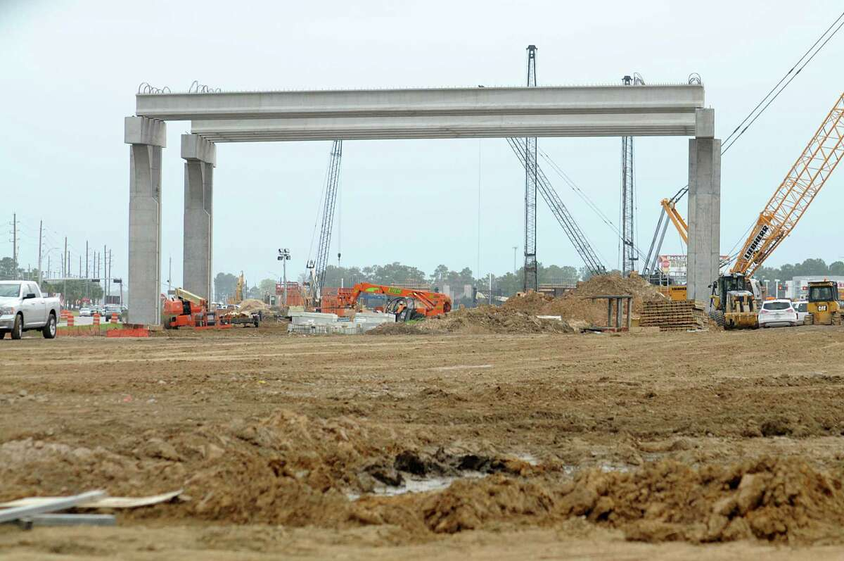 Construction continues along Texas 249 in Harris County. As phases of the project are expected to be completed in early 2015, the prospect of a more robust economic development is not far off.