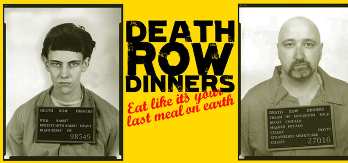 A pop-up restaurant event was going to feature the last meals eaten by Death Row inmates, the Telegraph reports. The organizers canceled after facing intense backlash on social media.