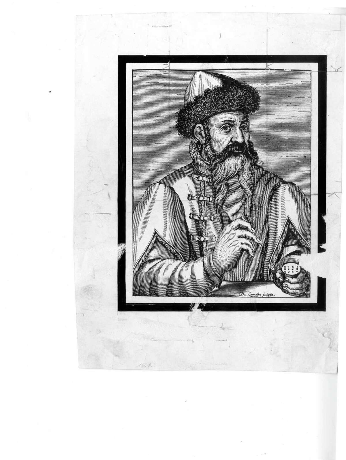 Disruptive innovator: Johann Gutenberg invented the printing press in the 1400s.