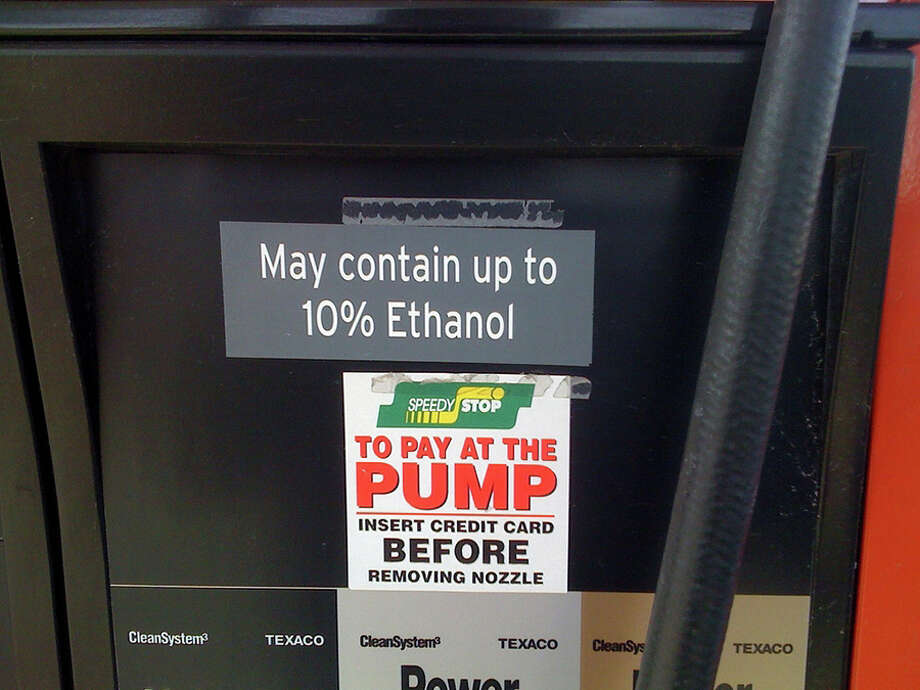 The federal government's push to increase production of corn-derived ethanol as a gasoline additive since 2007 has actually expanded our national carbon footprint and contributed to a range of other problems. Photo: Contributed Photo, Contributed / New Canaan News Contributed