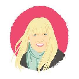 Illustrated portrait of Victoria Smith