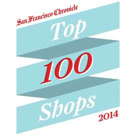 Top 100 Shops logo
