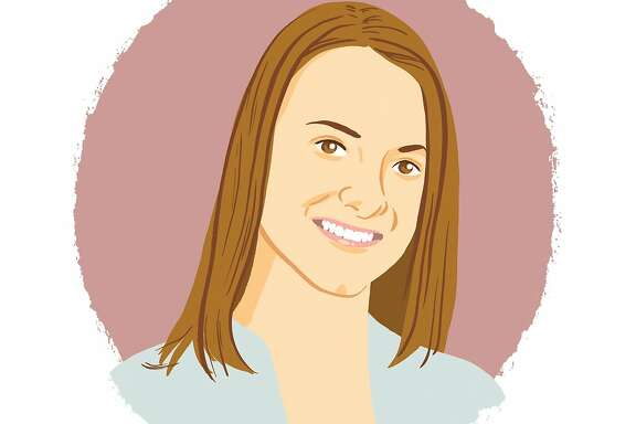 Illustrated portrait of Melissa Ferst