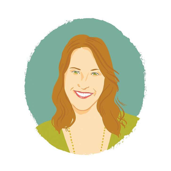 Illustrated portrait of Alison Rinderknecht