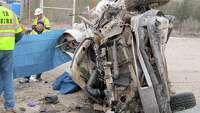 Texas' deadliest highways rife with triple tragedies - Photo