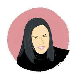 Illustrated portrait of Kelly Crispen