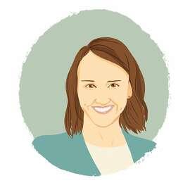 Illustrated portrait of Melissa Davis