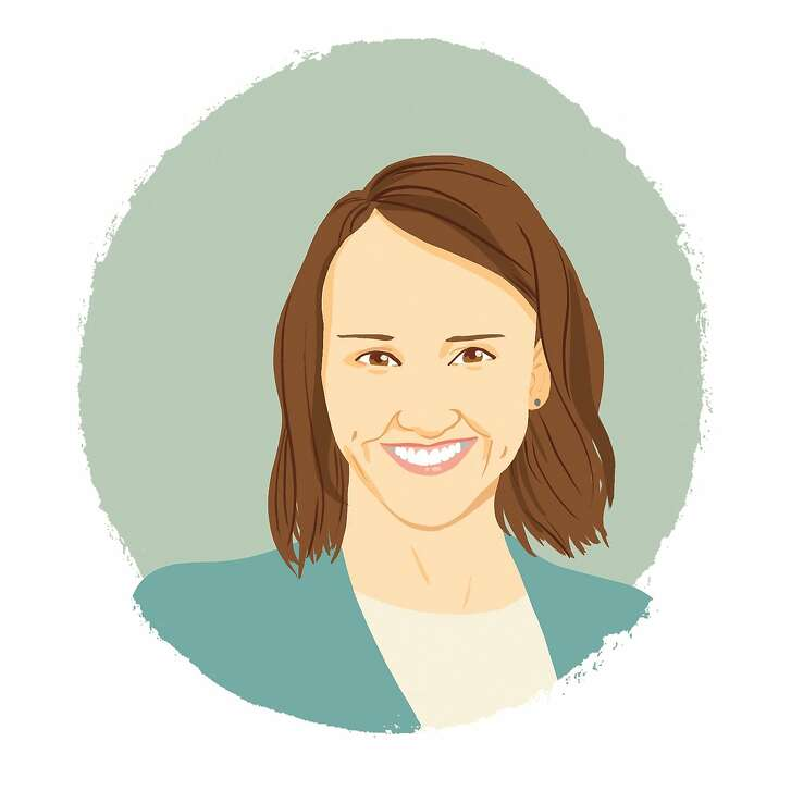 Illustrated portrait of Melissa Davis