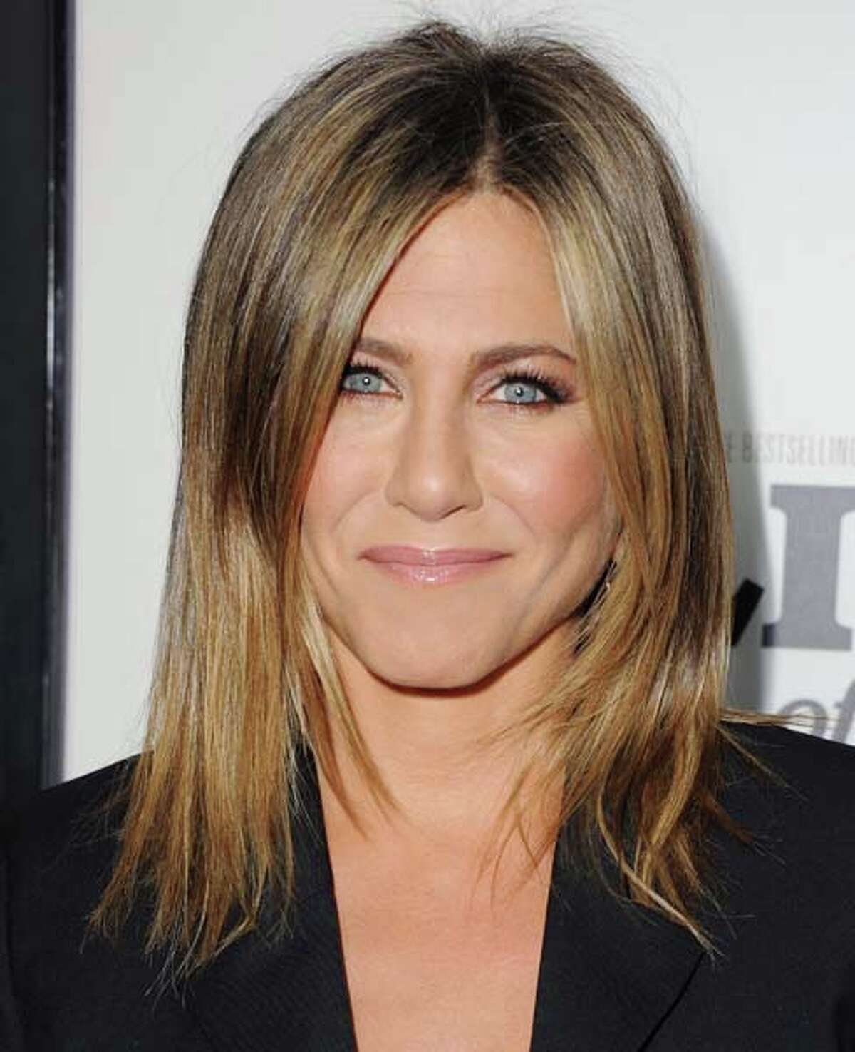 """Jennifer Aniston in August 2014. She's about to appear in the new drama """"Cake,"""" in which she plays a woman addicted to painkillers."""