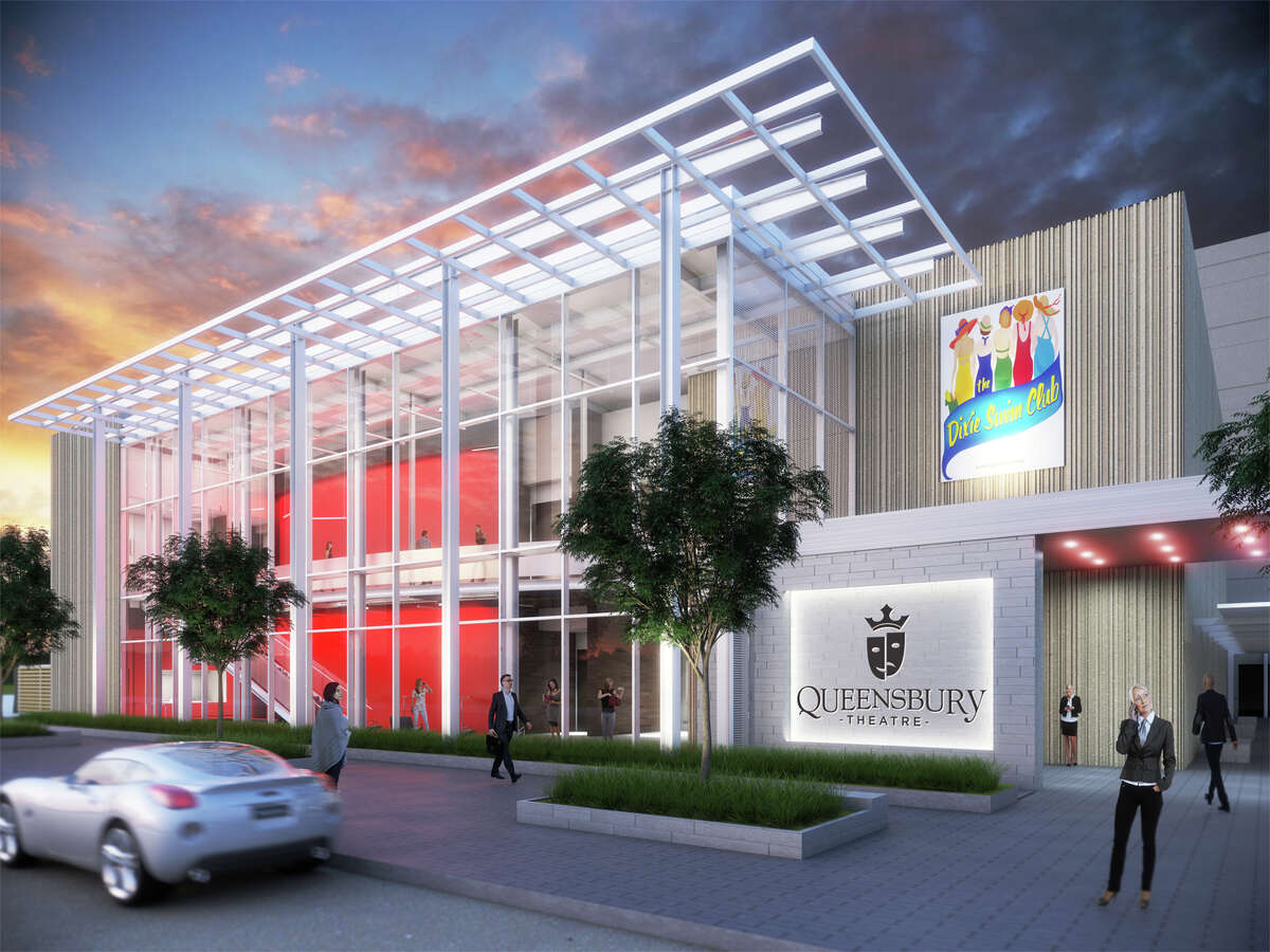 Queensbury Theatre - formerly called the Country Playhouse - will open next spring.