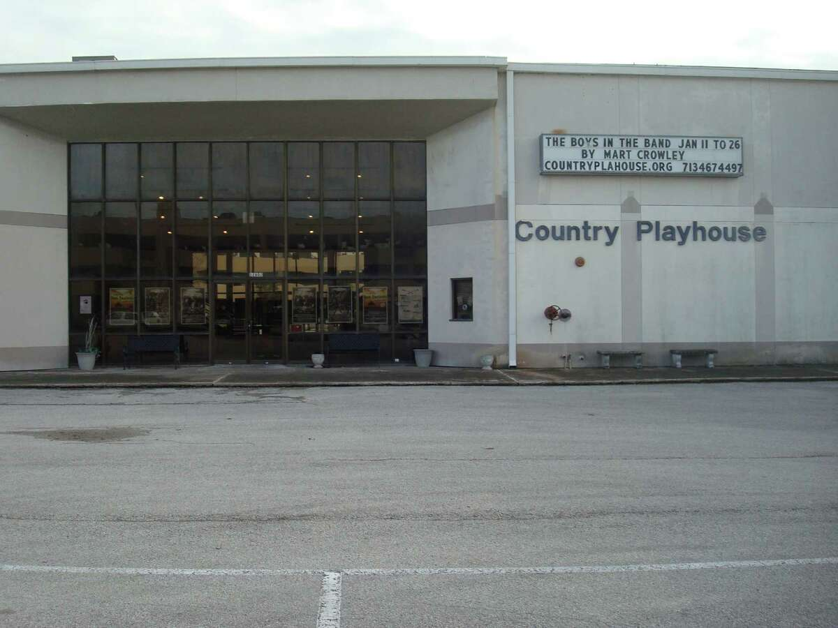 Country Playhouse, formed in 1956 by people who loved theater, began offering productions in 1981 at this facility at 12802 Queensbury Lane. A new theater is being built on the site and is set to open next spring.