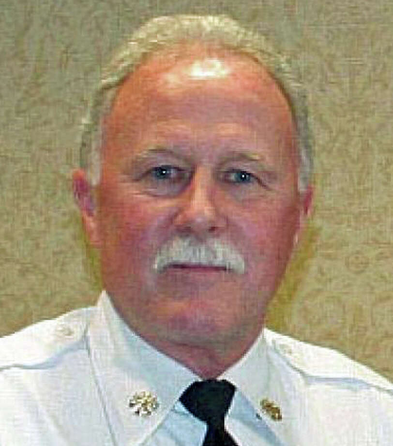 Deputy Chief Art Reid Photo: File Photo /  Fairfield Citizen contributed