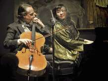 The husband-wife duo of cellist David Finckel and pianist Wu Han will perform in concert on Sunday, Sept. 28, at Edmond Town Hall in Newtown.