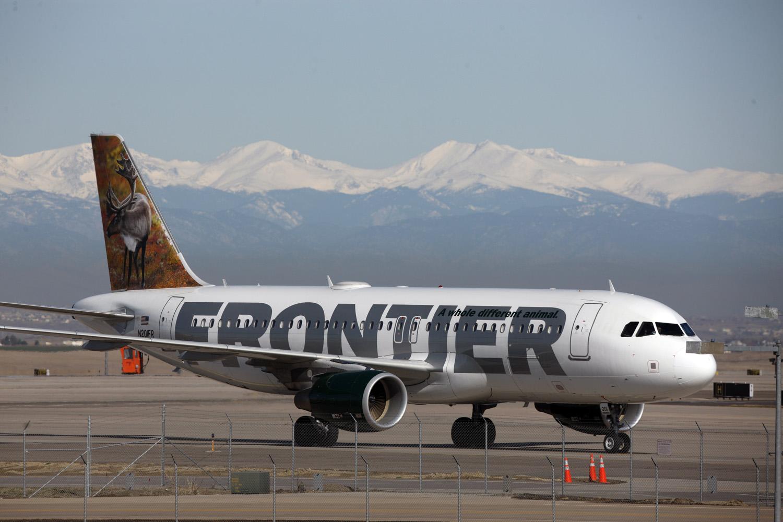 Frontier airlines deals 2018