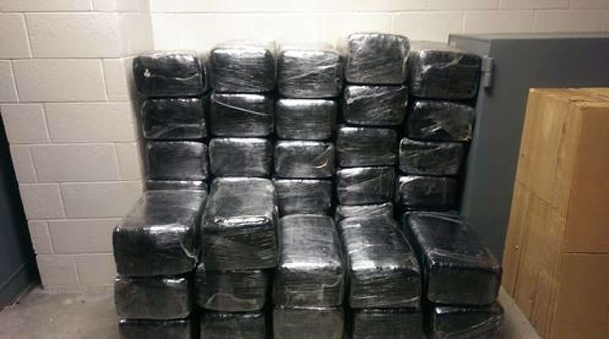 On Sept. 10, 2014, U.S. Border Patrol agents assigned to the El Centro Sector prevented a drug smuggling attempt resulting of a seizure of 937 pounds of marijuana. The marijuana had an estimated street value of $562,200.