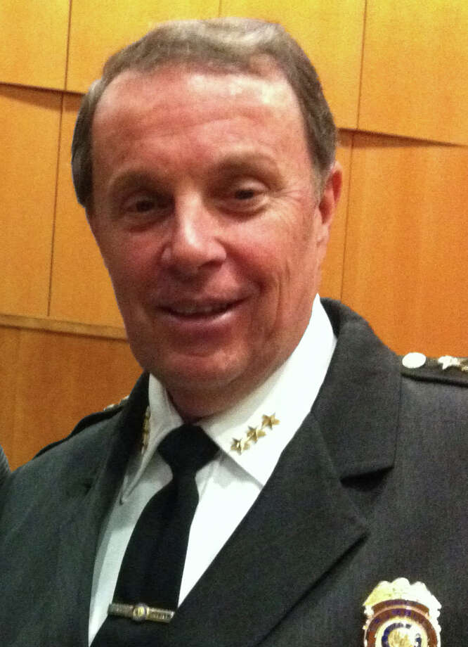 Trumbull police chief Thomas Kiely Photo: Vinti Singh / Connecticut Post file photo